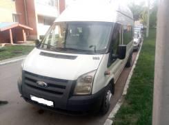 Ford Transit. Ford Tranzit, 2 400 куб. см., 19 мест