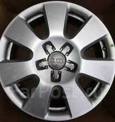 Audi. 7.5x18, 5x130.00, ET38, ЦО 71,6мм.