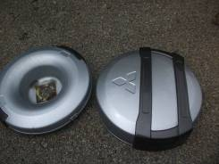 Колпак запасного колеса. Mitsubishi Pajero, V65W, V75W