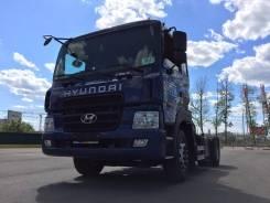 Hyundai HD500. тягач грузовой седельный, 12 344 куб. см., 10 800 кг.