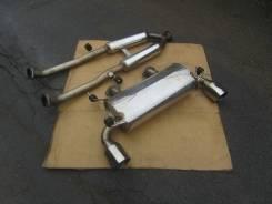 Выхлопная система. Nissan 370Z, Z34 Nissan Fairlady Z, Z34 Двигатель VQ37VHR