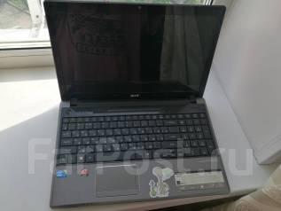 """Acer Aspire TimeLineX 5820TG. 15.6"""", 2,4ГГц, ОЗУ 4096 Мб, диск 500 Гб, WiFi, Bluetooth, аккумулятор на 8 ч."""