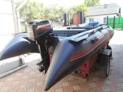 Nissamaran. Год: 2013 год, длина 3,60м., двигатель подвесной, 15,00л.с., бензин