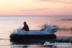 Hovercraft. Год: 2010 год, длина 4,00м., двигатель стационарный, 100,00л.с., бензин