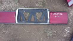 Вставка багажника. Toyota Sprinter, AE91