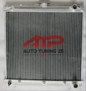 Радиатор охлаждения двигателя. Suzuki Jimny