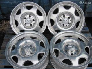 Продам зимние колеса на мерседес. x16 5x112.00