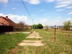 Участок ЛПХ 11 соток от собственника в Серпуховском районе, Липицы. 1 100кв.м., собственность, электричество, вода