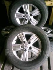 Последний ДЕНЬ! Оригинальные колеса Toyota LC 200 285/60 R18. 8.0x18 5x150.00