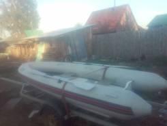 Skyboat 360RC. Год: 2006 год, длина 3,60м., двигатель подвесной, 23,00л.с., бензин