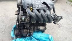 Заслонка дроссельная. Toyota Corolla, NZE121, NCP21 Toyota Funcargo, NCP21 Двигатель 1NZFE