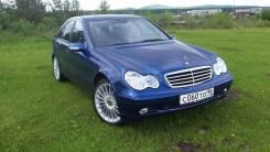 Mercedes-Benz C-Class. механика, задний, 1.8 (143 л.с.), бензин, 231 000 тыс. км