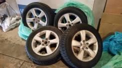 Комплект колёс для Lexus RX 330 (Подходят на Toyota Highlander). x17 5x114.30 ET35