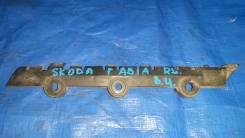 Крепление бампера. Skoda Fabia, 5J2