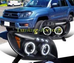 Фары передние тюнинг Toyota Hilux 215 / 4Runner 2003-2005