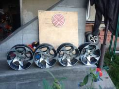 DJ WHEELS. 5.5x13, 4x98.00, ET0, ЦО 56,0мм.