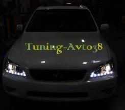 Фары передние тюнинг Toyota Altezza 1999-