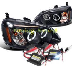 Фары передние тюнинг Honda Civic Ferio ES/ET 2001-2003