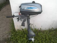 Gladiator. 3,50л.с., 2х тактный, бензин, нога S (381 мм), Год: 2015 год