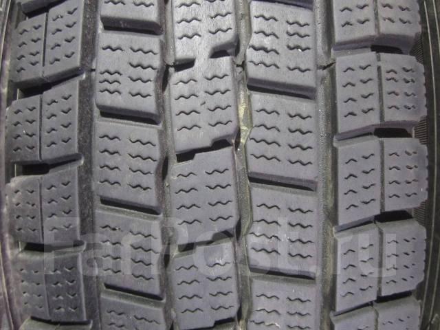 Dunlop DSV-01. Зимние, без шипов, износ: 10%, 4 шт