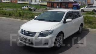Toyota Corolla Fielder. вариатор, передний, 1.5 (110 л.с.), бензин, 95 000 тыс. км