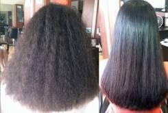 Кератиновое Выпрямление, восстановление волос! ПО Низким Ценам!