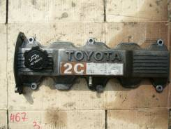Крышка головки блока цилиндров. Toyota Town Ace, CR36 Двигатель 2C