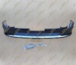 Обвес кузова аэродинамический. Toyota Land Cruiser, GRJ200, J200, URJ200, UZJ200, UZJ200W, VDJ200 Двигатели: 1GRFE, 1VDFTV, 2UZFE, 3URFE
