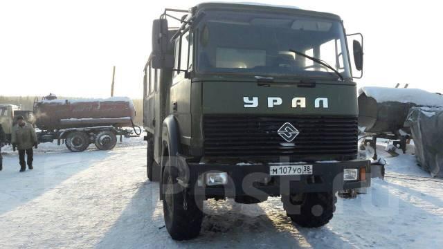 Урал 32552. Вахтовый автомобиль УРАЛ 32552, 11 150 куб. см.