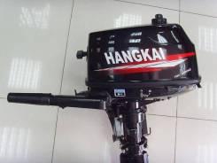 Hangkai. 5,00л.с., 2х тактный, бензин, нога S (381 мм), Год: 2016 год