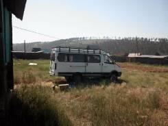 ГАЗ Газель. Продается газель, 2 500 куб. см., 9 мест