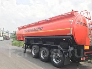 Cimc Avic. Бензовоз AVIC полуприцеп 28 m3, 23 800 кг.