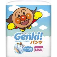 Genki. 7-10 кг 58 шт. Под заказ