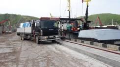 Isuzu Giga. Продам грузовик с манипулятором Isuzu GIGA, 22 800 куб. см., 20 000 кг.
