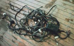 Проводка двс. Chevrolet Lanos Двигатель A15SMS