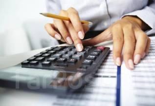Заполнение деклараций 3-НДФЛ, УСН, ЕНВД. Бухгалтерские услуги.