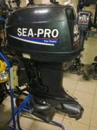 Sea-Pro. 40,00л.с., 2х тактный, бензин, нога S (381 мм), Год: 2017 год. Под заказ