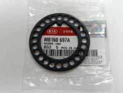 Шайба блокировочная передней ступицы MB160697A. Kia Bongo (D=46*73) (оригинал), шт