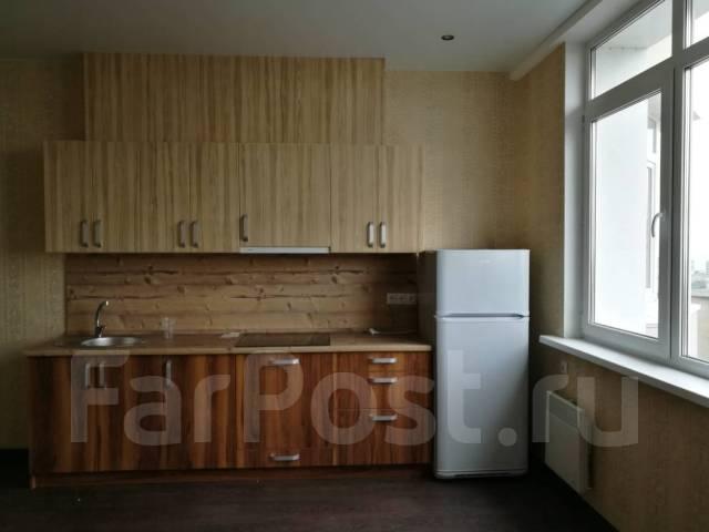 2-комнатная, улица Чкалова 5. Вторая речка, частное лицо, 50кв.м. Кухня