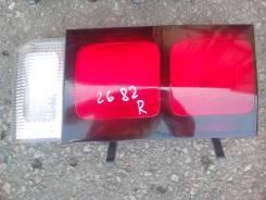Вставка багажника. Toyota Granvia, KCH16W, KCH16 Двигатель 1KZTE