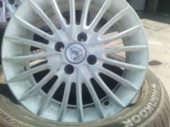 NZ Wheels F-49. 6.0x15, 4x98.00, ET32, ЦО 58,6мм.