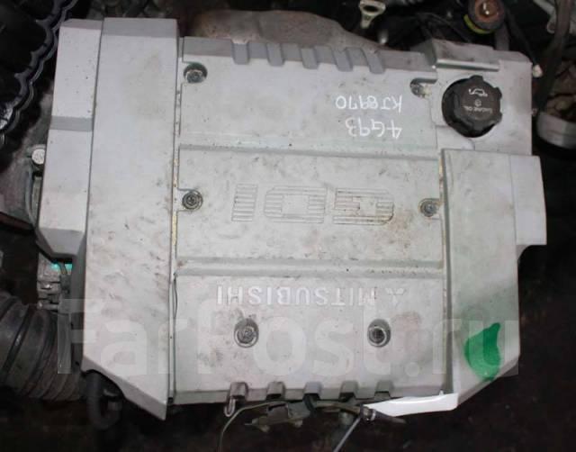 Двигатель в сборе. Mitsubishi: RVR, Legnum, Galant, Aspire, Carisma
