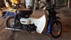 Suzuki. 50 куб. см., исправен, птс, без пробега