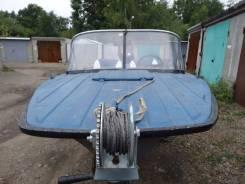 Казанка-5М2. Год: 1985 год, длина 4,50м., двигатель подвесной, 40,00л.с., бензин