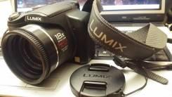 Panasonic Lumix DMC-FZ18. 8 - 8.9 Мп, зум: 14х и более