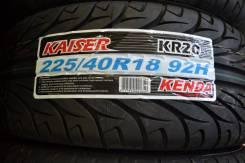 Kenda Kaiser KR20. Летние, 2017 год, без износа, 4 шт