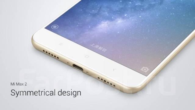 Xiaomi Mi Max 2. Новый, 64 Гб