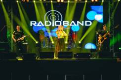 "Группа ""Radio-Band"" - живая музыка на свадьбу, корпоратив"