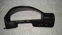 Консоль панели приборов. Nissan R'nessa, PNN30, N30, NN30 Двигатели: KA24DE, SR20DE, SR20DET