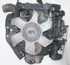 Двигатель в сборе. Mitsubishi Pajero, V68W, V78W Mitsubishi Montero